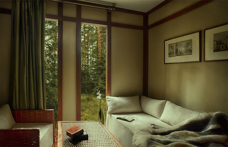 третья  спальня/кабинет